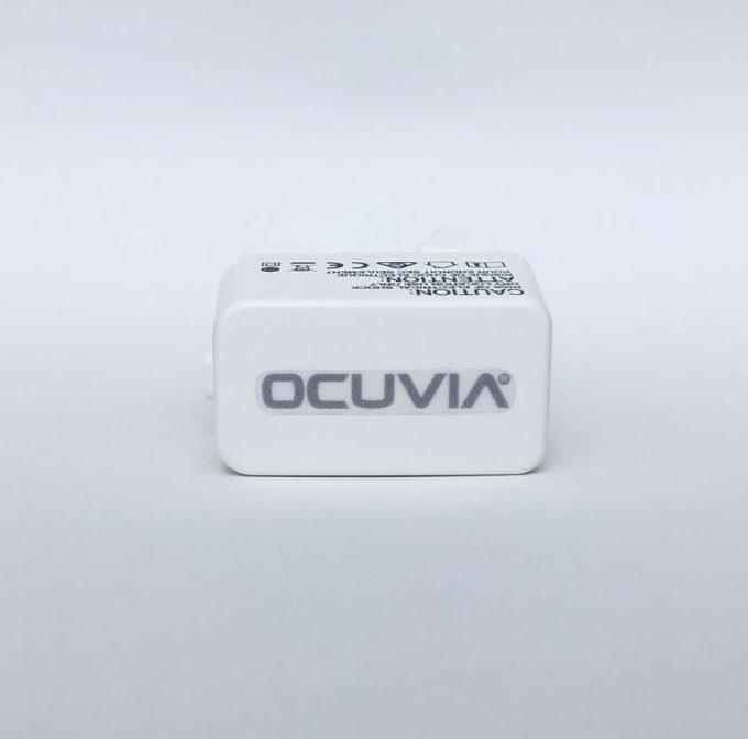 OCUVIA® · Netzteil Ersatzteil · Wortuhren-Manufaktur Berlin